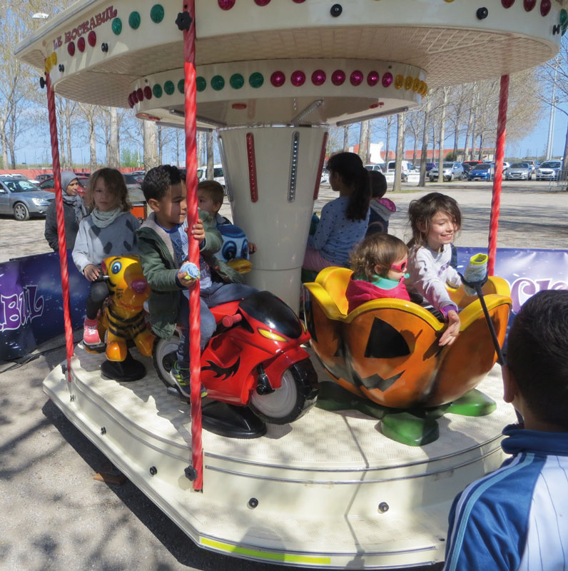 manège carrousel