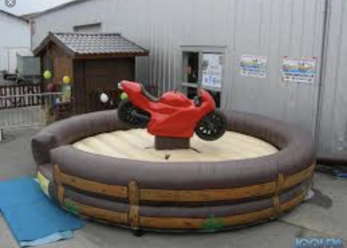 moto rodéo