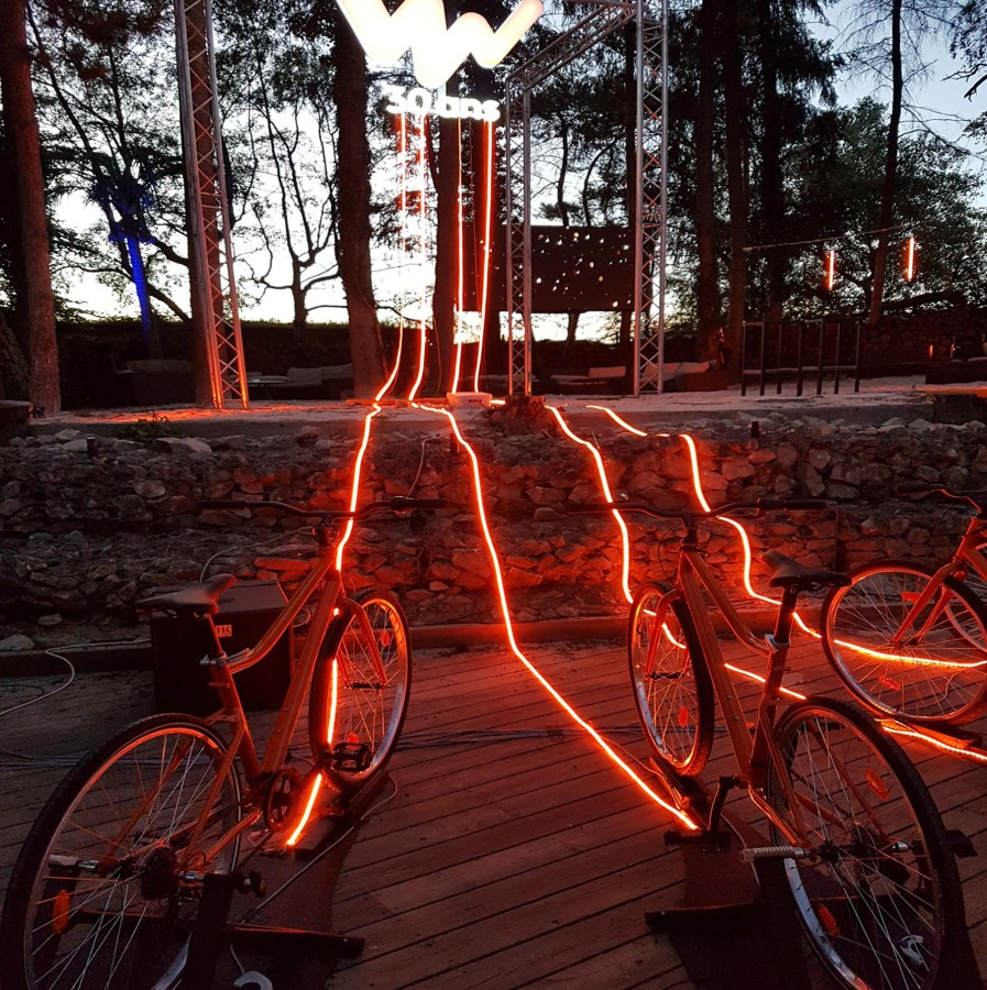 vélo énergie